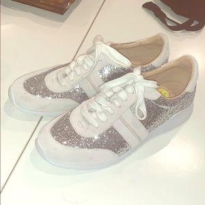 New glitter ugg sneakers